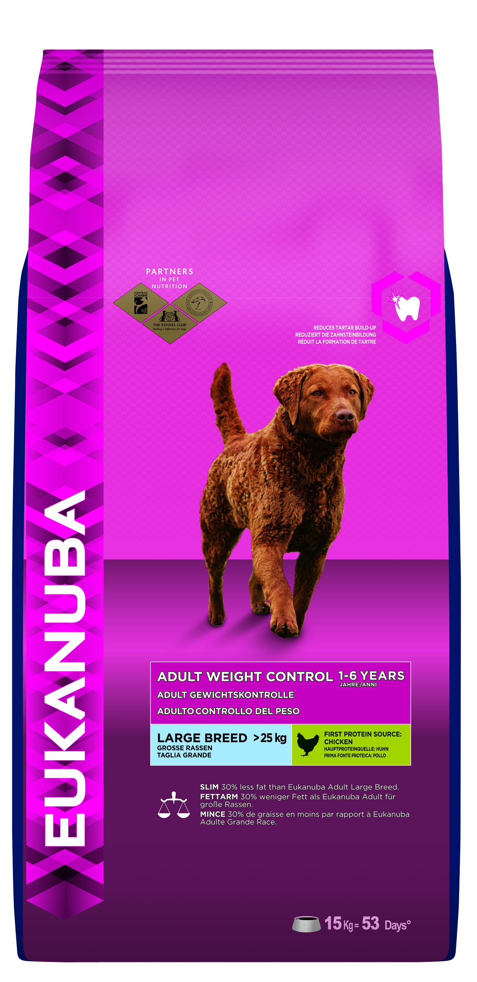 Pets Love Zone Eukanuba Adult Weight Control Large Breed